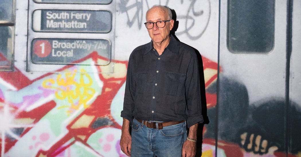'I Have to Get That': How Henry Chalfant Became a Graffiti Ambassador