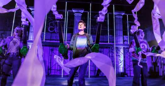 Review: 'The Lightning Thief,' a Far Cry From Olympus