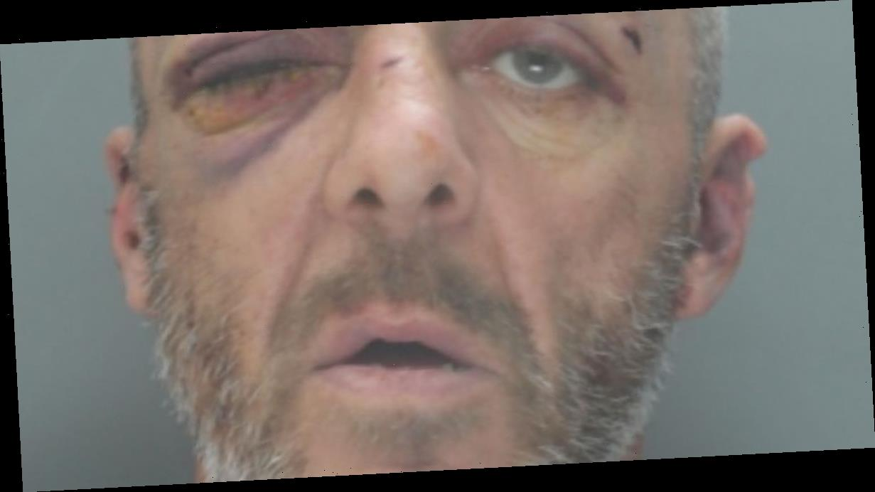 Heroin addict shoots dad dead with a crossbow in gruesome revenge attack