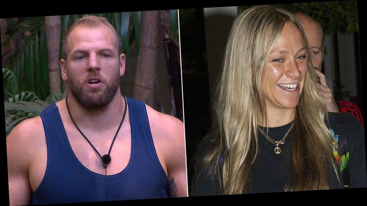Chloe Madeley's fears for hubby James Haskell in I'm A Celeb's jungle camp