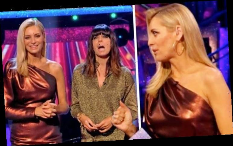 Strictly 2019: Tess Daly and Claudia leave viewers distracted with opening – did you see?