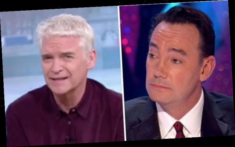 Strictly 2019: 'Ridiculous!' Phillip Schofield blasts Craig Revel Horwood – here's why