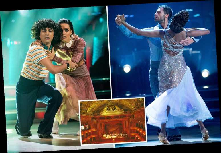 Strictly announce the songs and dances for Blackpool as the remaining seven celebs battle it out in the ballroom – The Sun