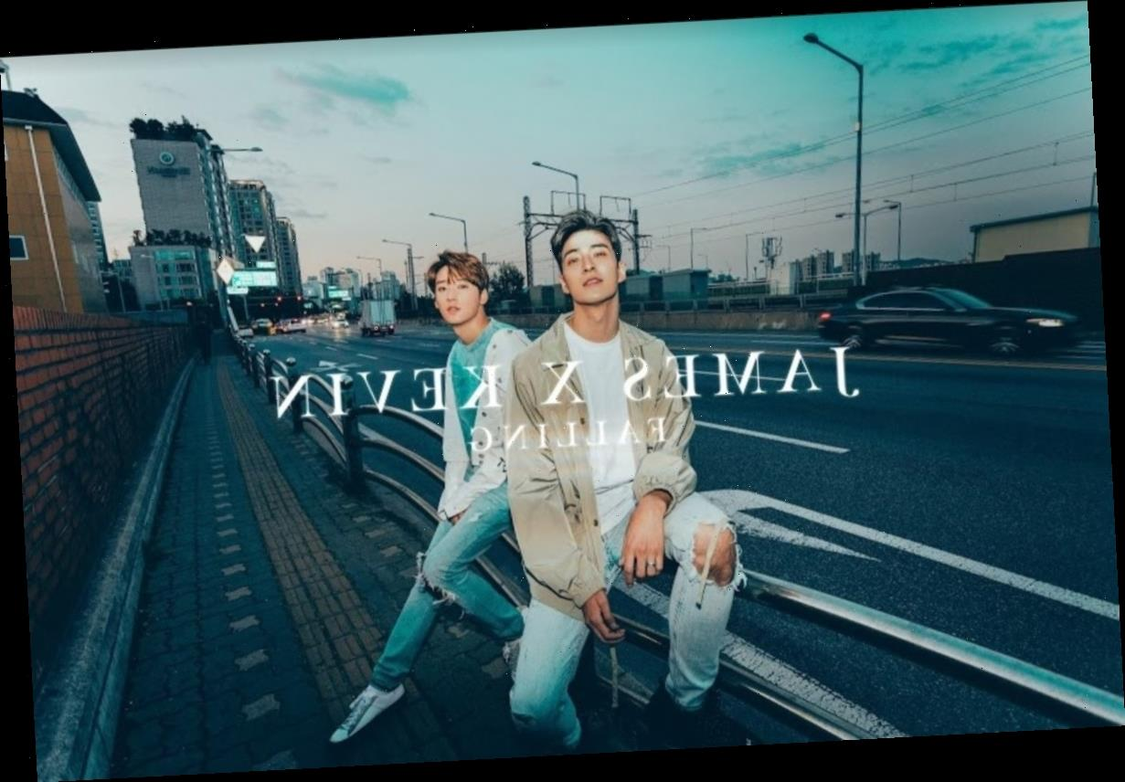 James Lee and Kevin Woo Release 'Falling' Music Video