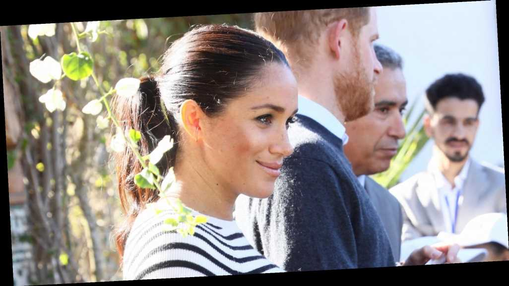 Want Gorgeous Lashes Like Duchess Meghan? Here's Her Secret