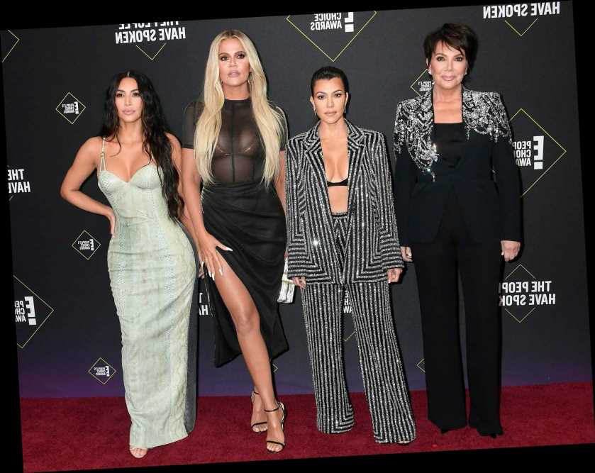 The Kardashians slammed over 'insensitive' food fight in KUWTK clip – The Sun