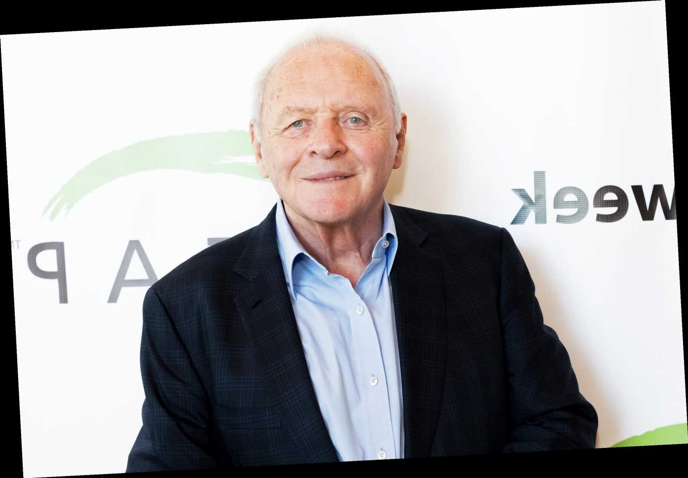 Why Anthony Hopkins, 81, Says He'll Never Stop Working: 'It Keeps the Brain Active'