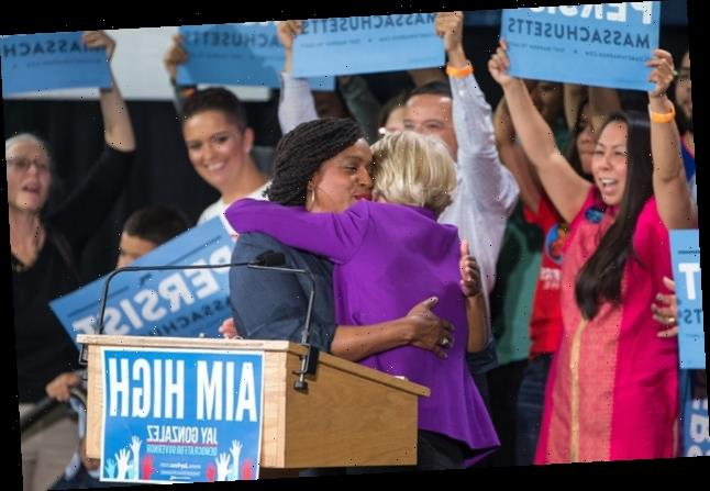 Ayanna Pressley Breaks With The Squad To Endorse Elizabeth Warren For President