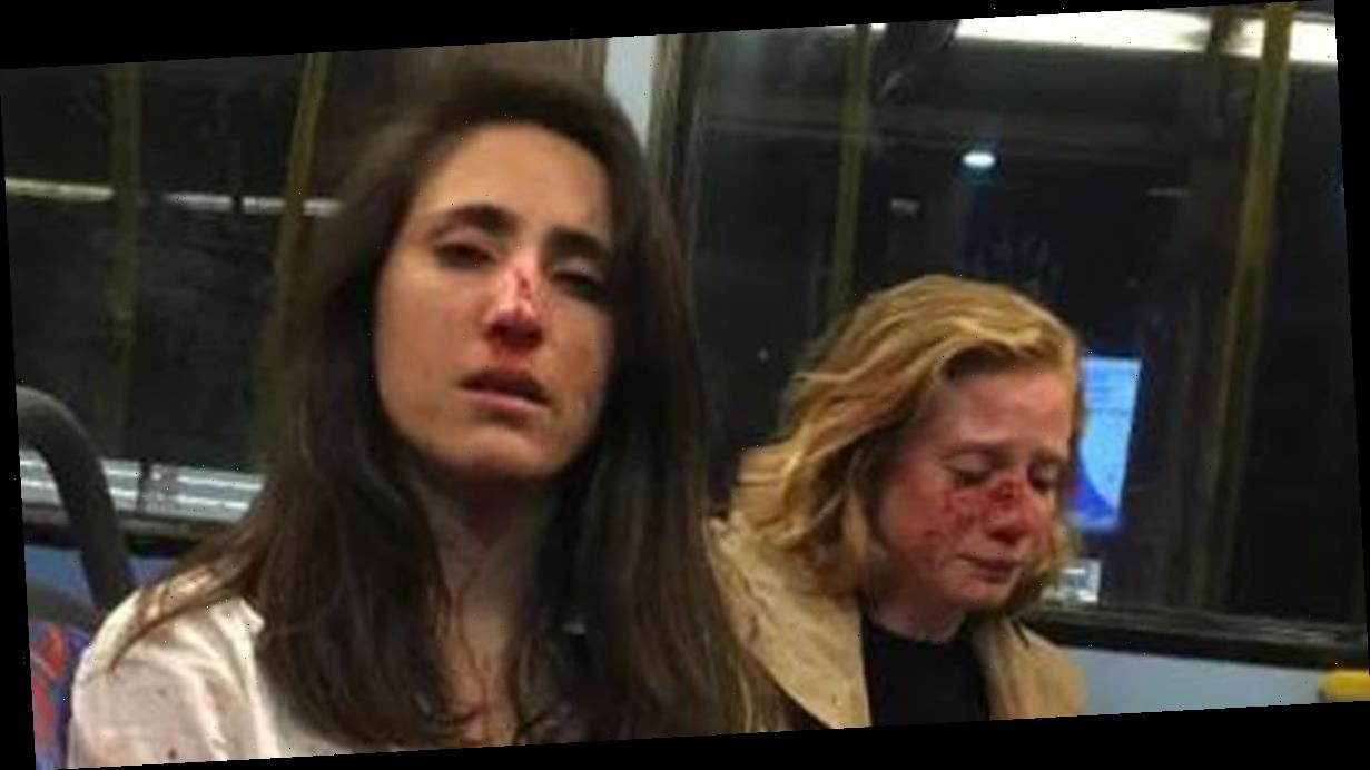 Teens Plead Guilty to Attacking Lesbian Couple on Bus After They Refused to Kiss