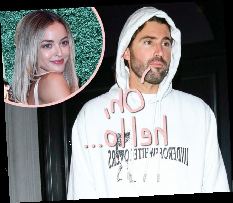 Brody Jenner & Kaitlynn Carter Spotted At The Same Nightclub — Awkward Accident, Or Back Together?!