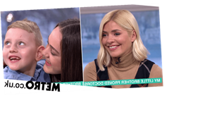 Holly Willoughby bursts into tears meeting This Morning miracle child
