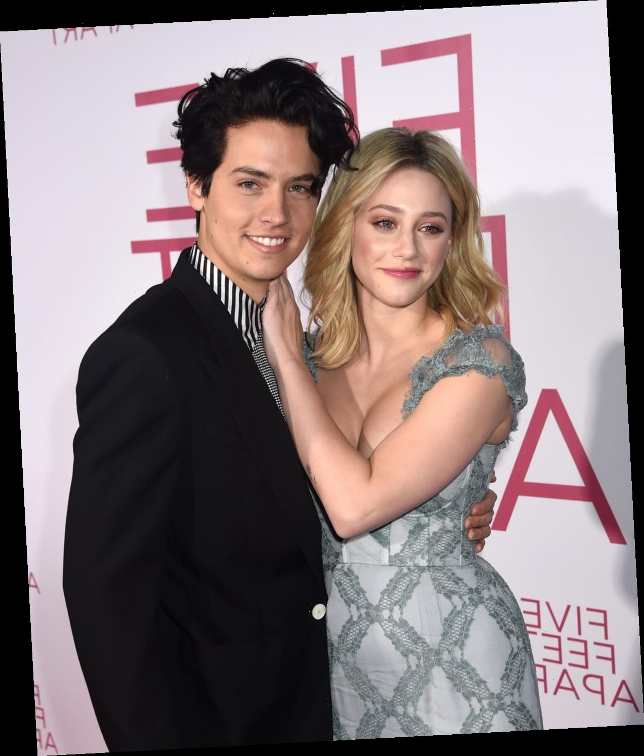 Lili Reinhart's Reaction To Cole Sprouse's People's Choice Awards Win Was Epic