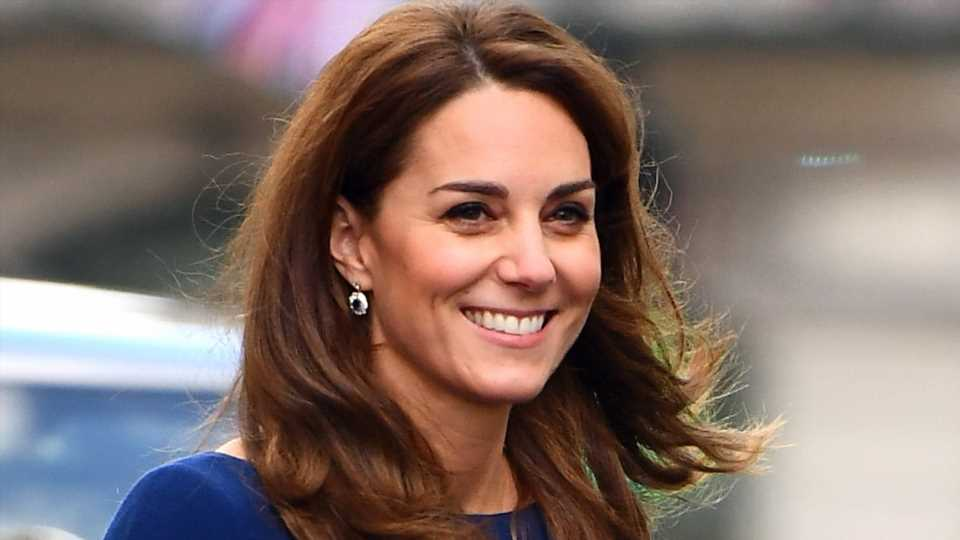 Now We Know the Secret Project Kate Middleton Has Been Working On