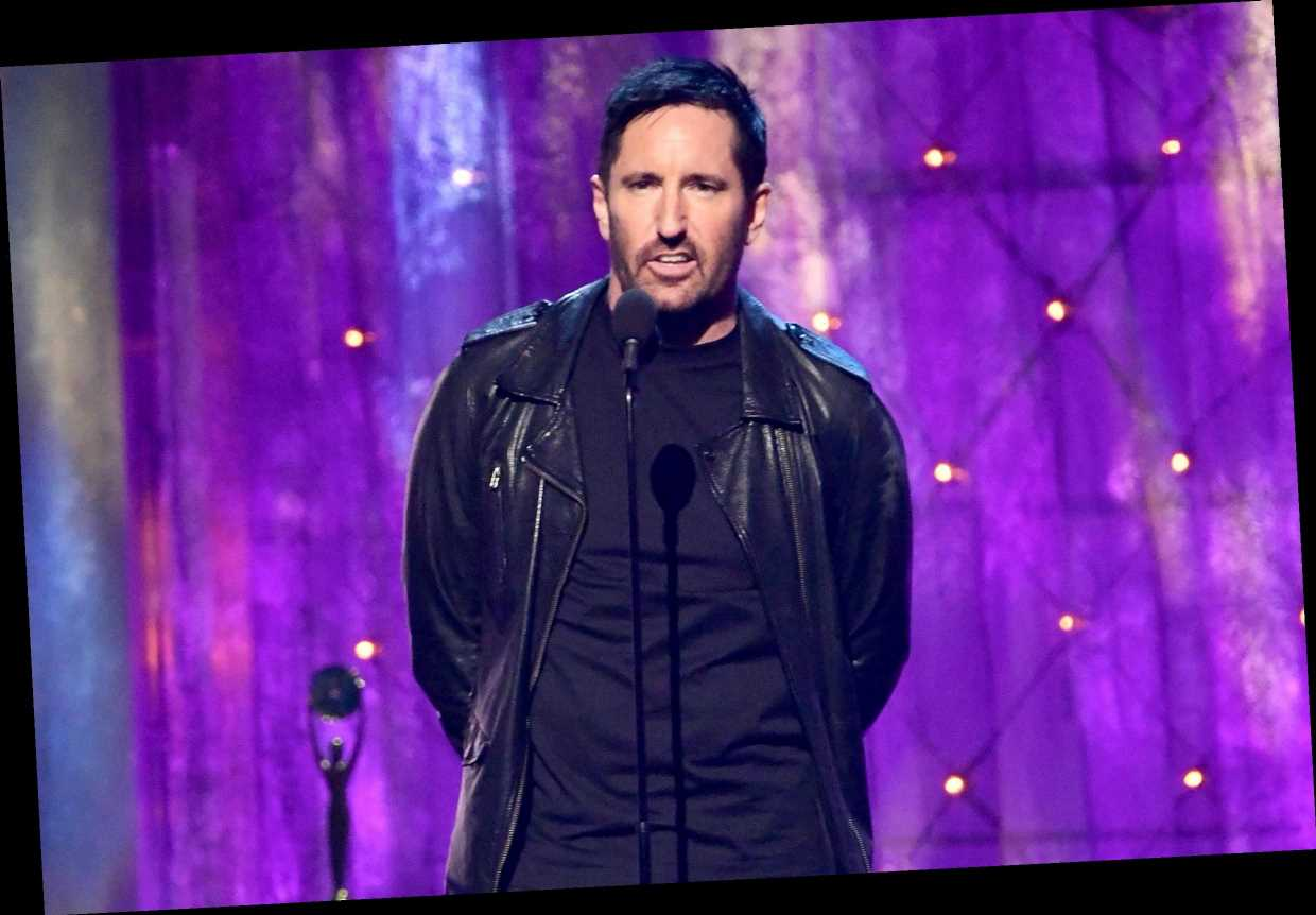 Trent Reznor wins CMA Award for Old Town Road