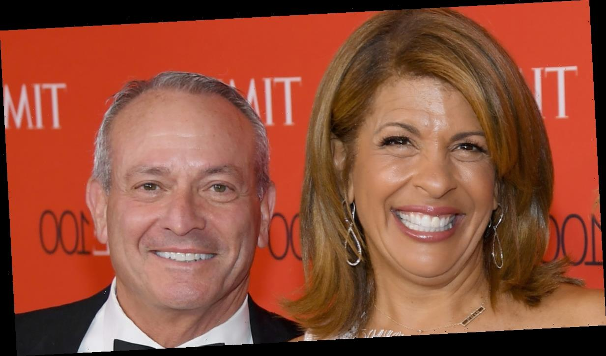 Today Show's Hoda Kotb Is Engaged to Joel Schiffman – See the Ring!