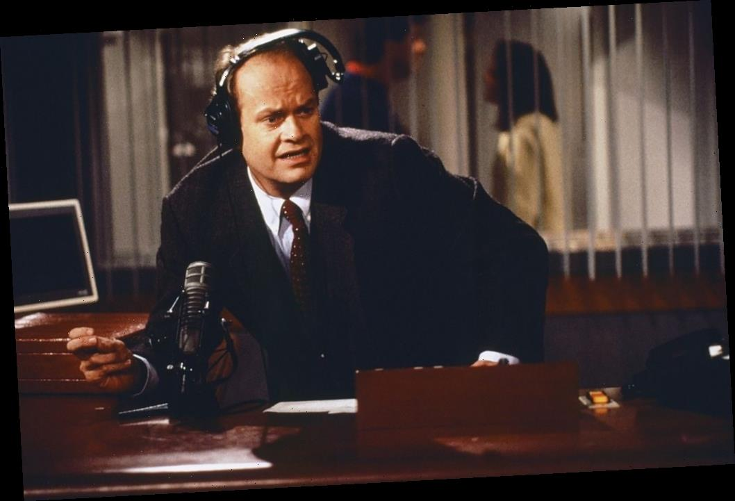 'Frasier' Reboot: Why Kelsey Grammer Changed His Mind About Doing the Show