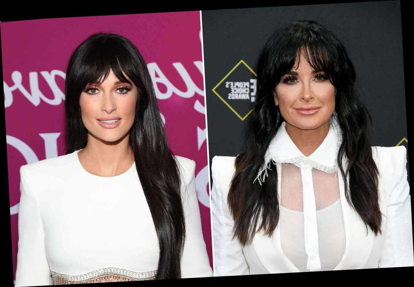 From Kyle and Kacey to Courteney and Demi, You Won't Believe These Celebrity Look-alikes!