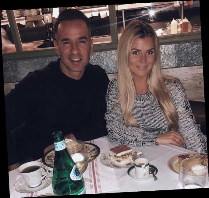 Mike 'The Situation' Sorrentino and Wife Lauren Celebrate Their Anniversary After Prison Release
