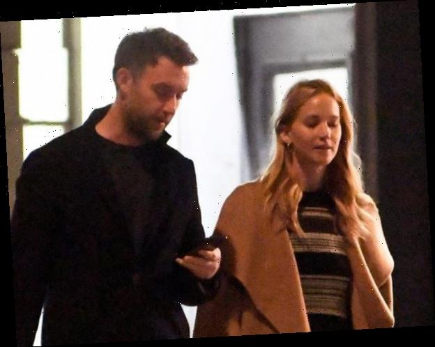 Jennifer Lawrence & Cooke Maroney Seen For First Time Since Wedding