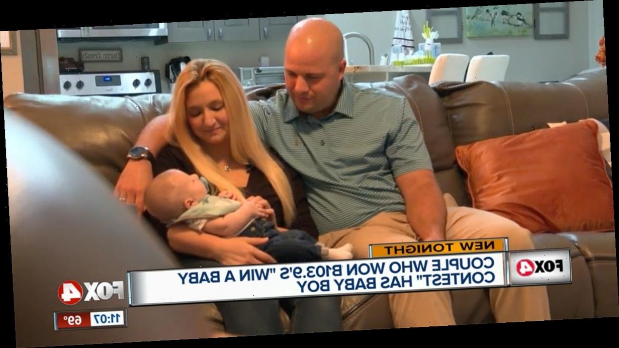 Florida Couple Welcomes Son After Winning Contest for Free IVF: 'A Dream Come True'