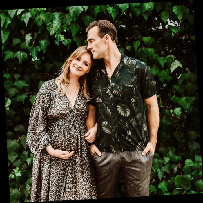 James Van Der Beek Speaks Out About Wife Kimberly's Miscarriage: 'We're Hanging in There'