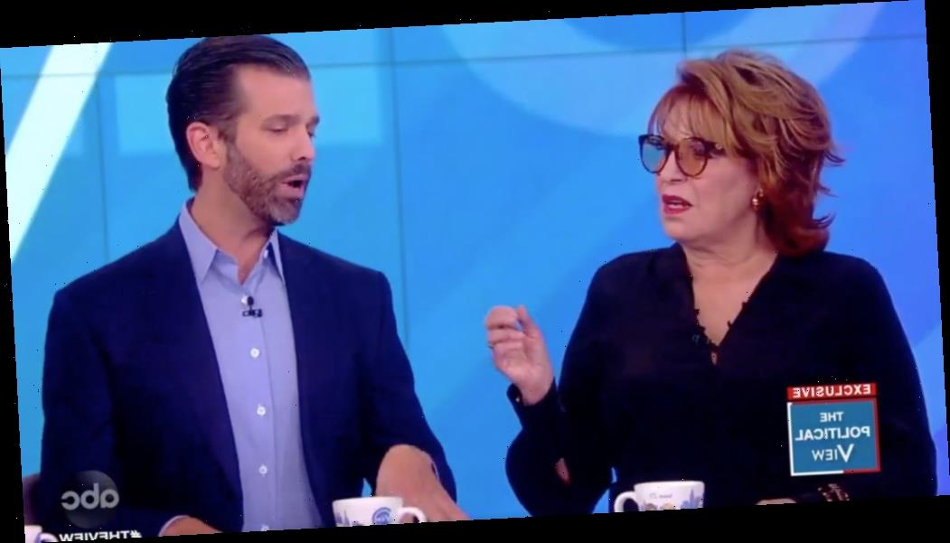'The View' Versus Donald Trump Jr.: Loud, Low Blows, Politics, Scandals And Great TV