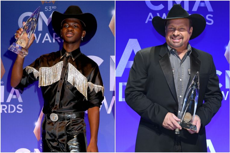 Lil Nas X nabs prize at Country Music Awards, Garth Brooks named Entertainer of the Year