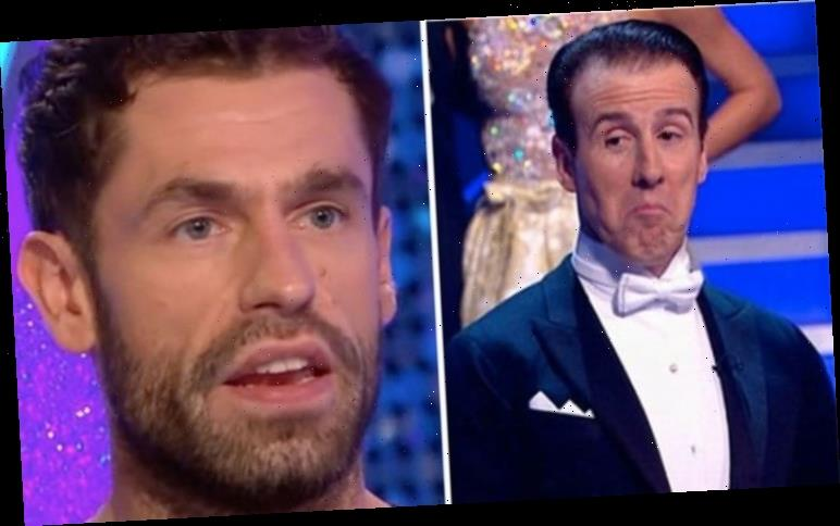Strictly Come Dancing 2019: Kelvin Fletcher toppled off the top spot  – will Anton win?