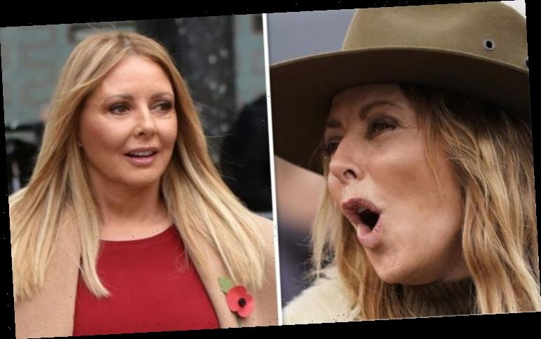 Carol Vorderman: 'Enough!' Countdown star shuts down co-host after 'naughty' admission