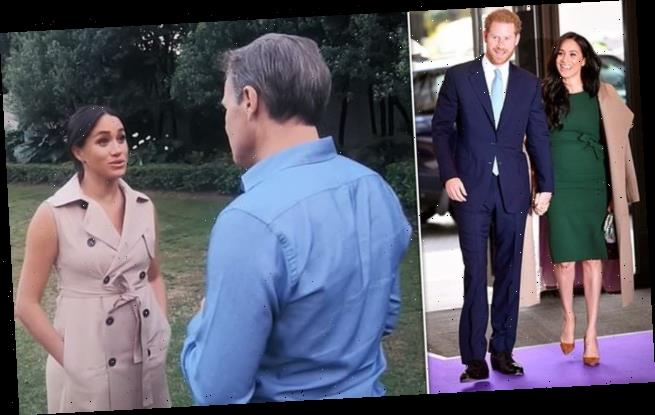 Tom Bradby explained to Meghan Markle about the monarchy