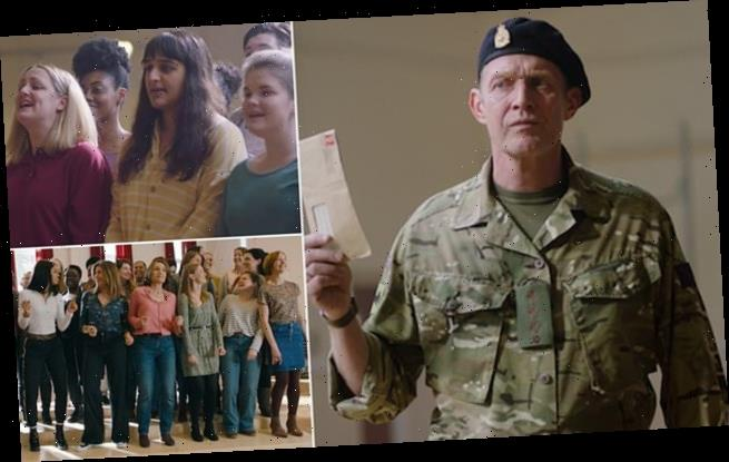 Exclusive first look at Military Wives
