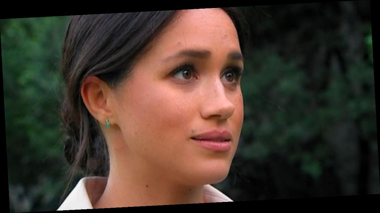 Meghan Markle named UK's most unfairly treated person of 2019