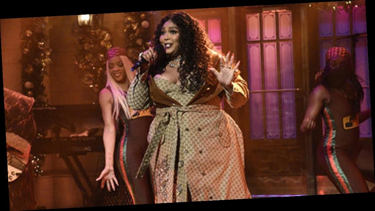 """Lizzo Soulfully Sang """"Truth Hurts"""" and """"Good as Hell"""" on SNL, So, Baby, How You Feelin'?"""