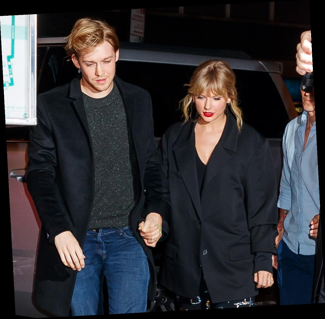 Joe Alwyn Doesn't Mind Being Taylor Swift's Muse, Despite Their Private Relationship