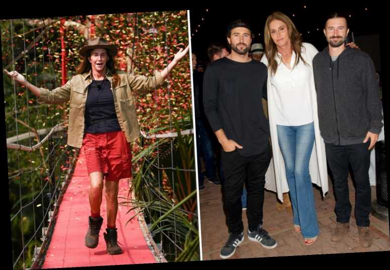 Caitlyn Jenner's son Brandon claims I'm A Celeb producers 'set up' lonely bridge walk to make fans feel sorry for her – The Sun