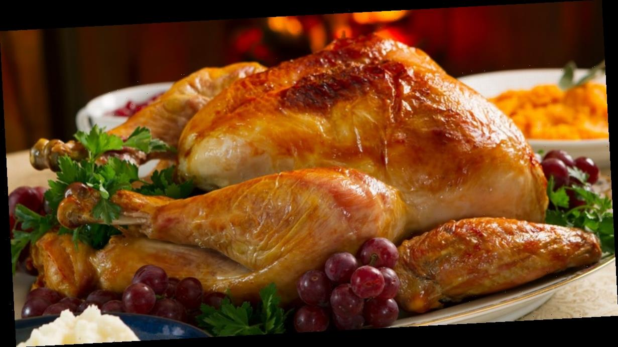 How long it takes to cook a Christmas turkey for the perfect festive dinner