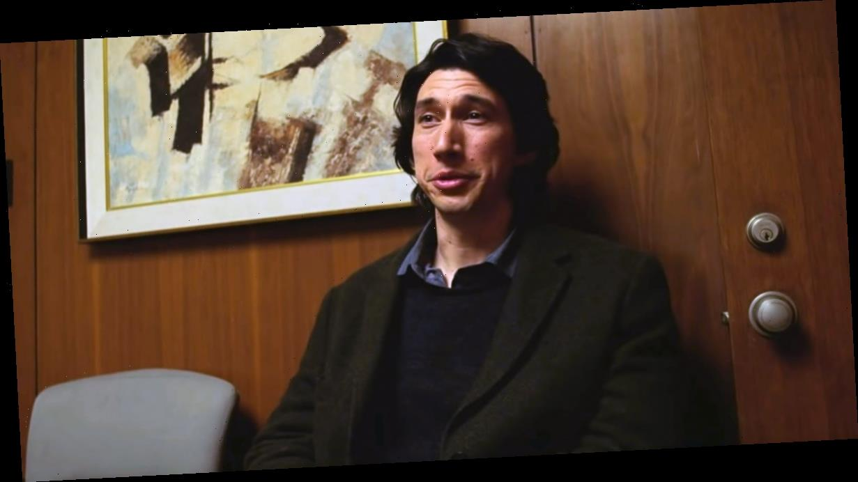 Marriage Story Isn't the First Time We've Heard Adam Driver Sing (and Yes, That's Really Him)