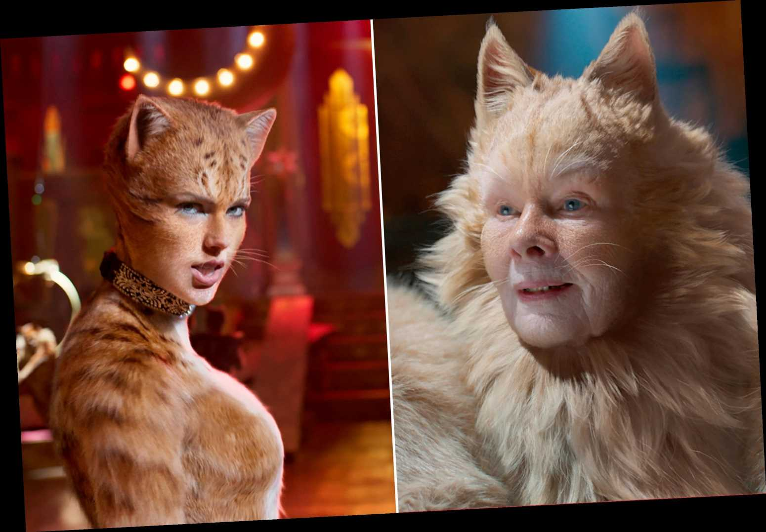 'Cats' vocal coach on getting actors to become singing felines