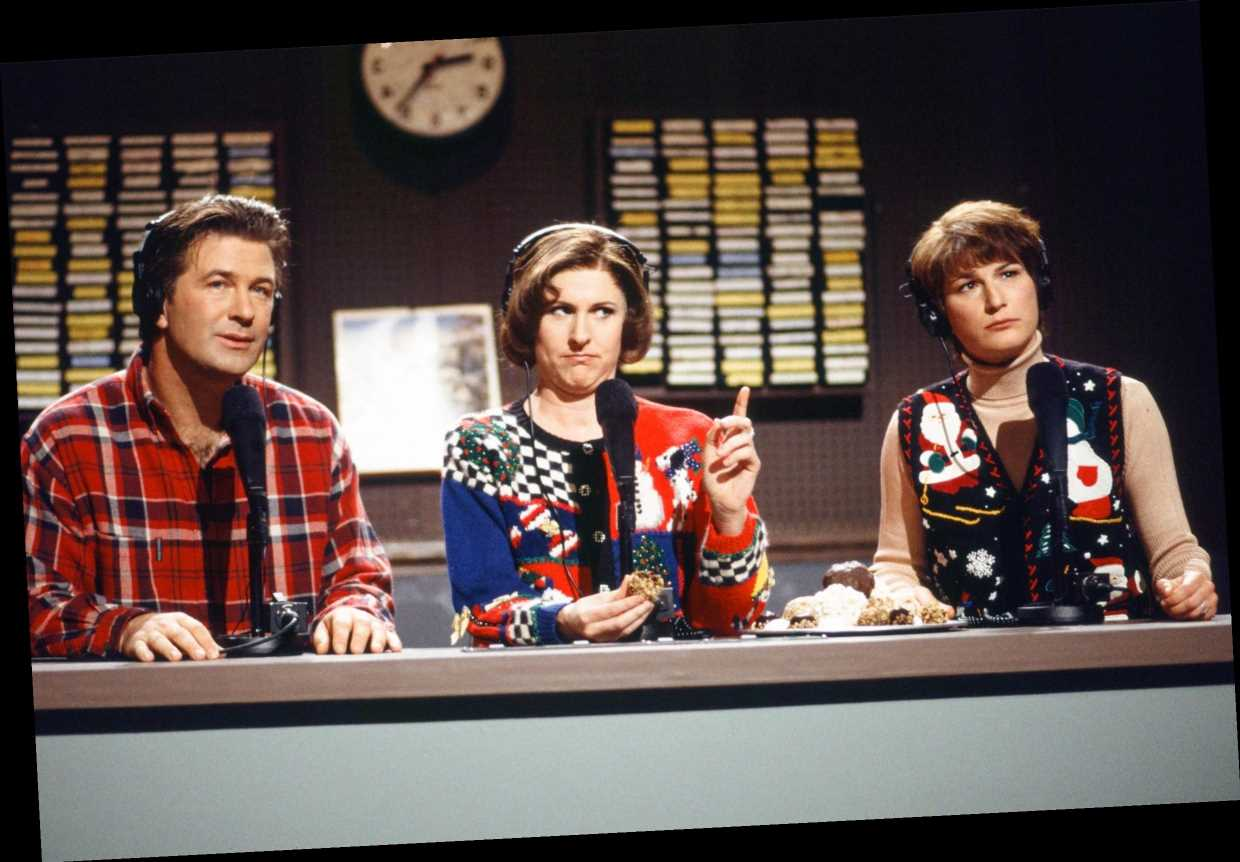 SNL's Lorne Michaels fought to air Schweddy Balls early in the show