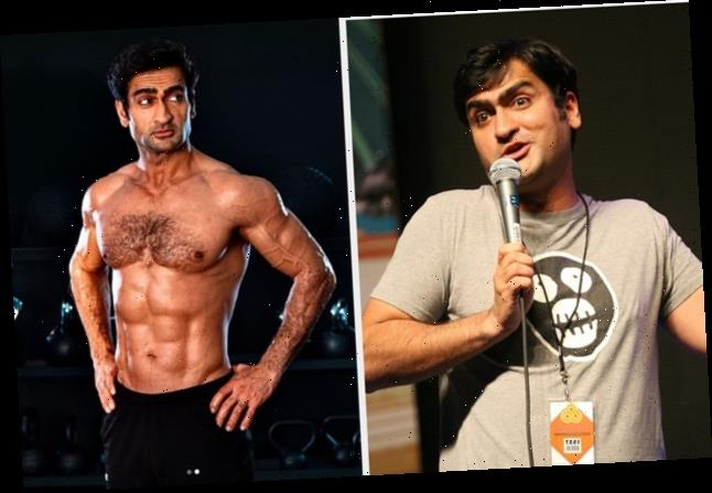 Kumail Nanjiani Is Now Absolutely Ripped But Posted A Refreshingly Honest Caption About What It Took