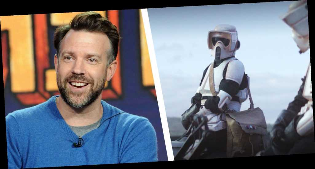 Jason Sudeikis Punched Baby Yoda in 'The Mandalorian'  Finale