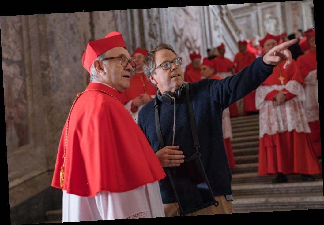 'The Two Popes': How Fernando Meirelles & Production Designer Mark Tildesley Re-Built The Sistine Chapel In 7 Weeks – Crew Call Podcast