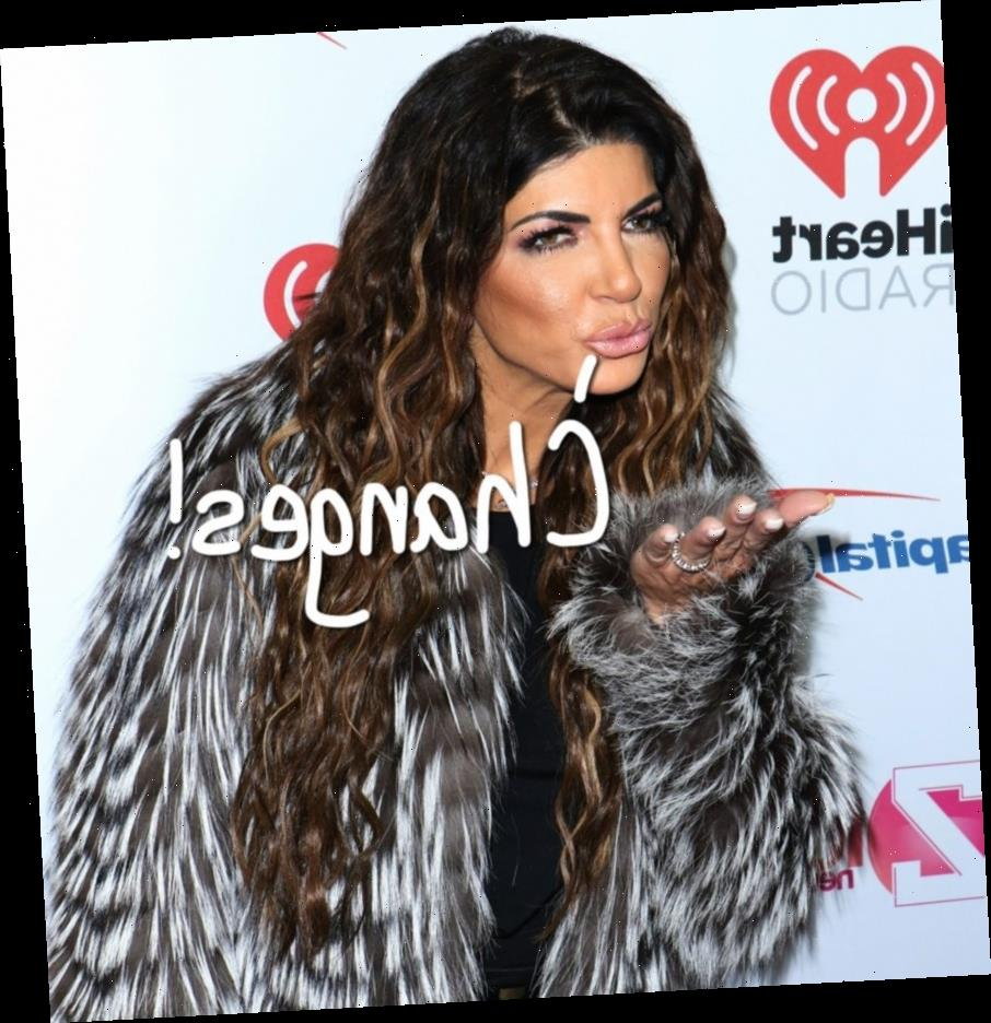 Teresa Giudice Shares Cryptic Quote About 'Change' As Her Daughters Visit Joe In Italy!