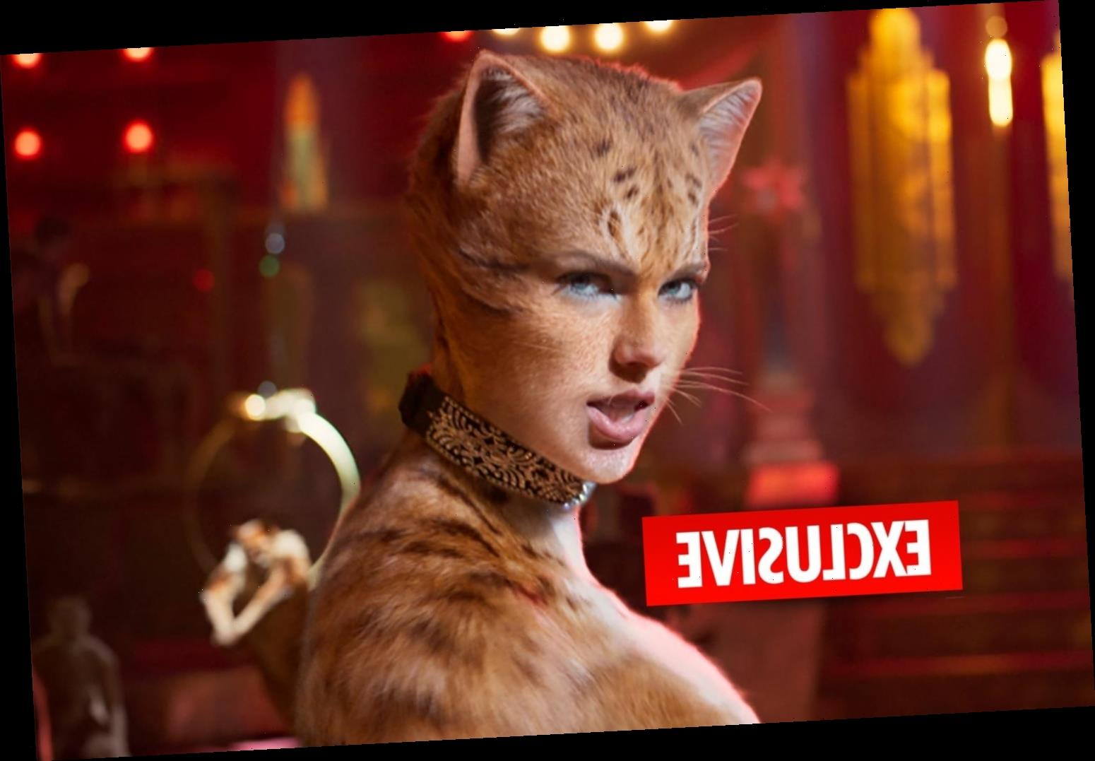 Taylor Swift had a body double for one of her TWO scenes in Cats — despite her seven-figure pay check – The Sun