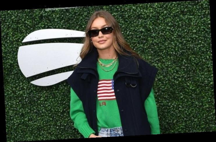 Gigi Hadid Plays Bongos in Impromptu Bar Performance With Reese Witherspoon