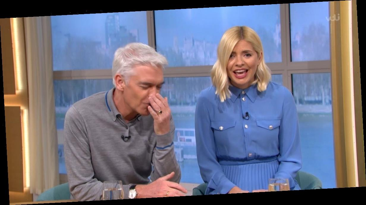 This Morning viewers spot awkward tension as Ruth avoids TV meet with Phillip