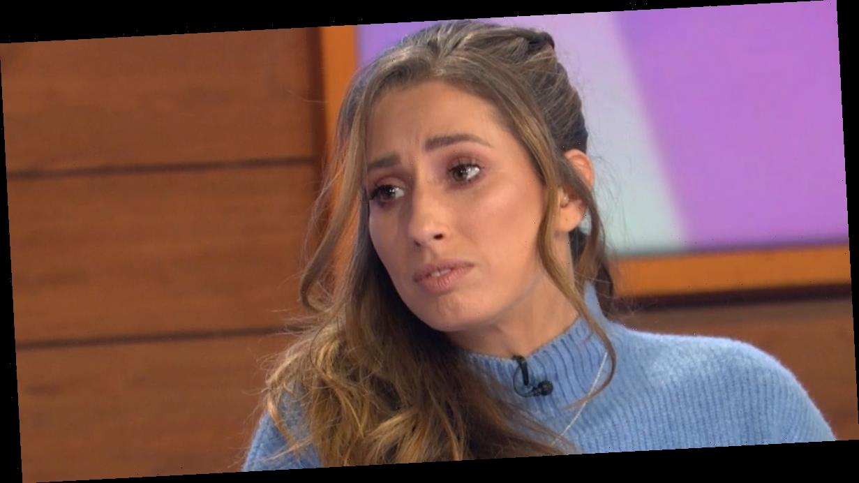 Sweet reason Stacey Solomon waited to announce she was pregnant
