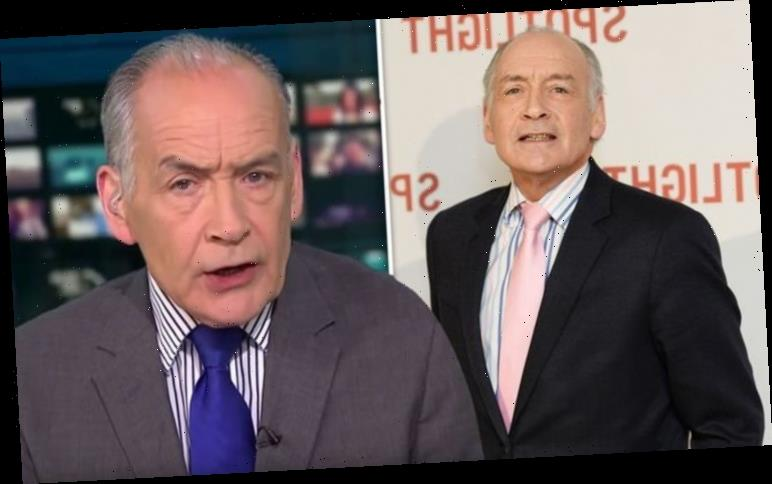 Alastair Stewart speaks out on 'regret' as he quits ITV after 'errors of misjudgement'