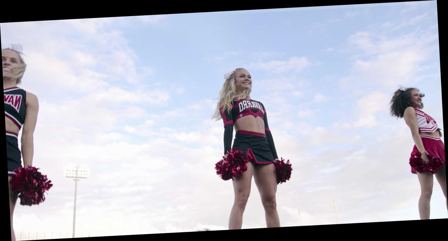 The Navarro College Cheer Team Was Killing It Long Before They Became Netflix Stars