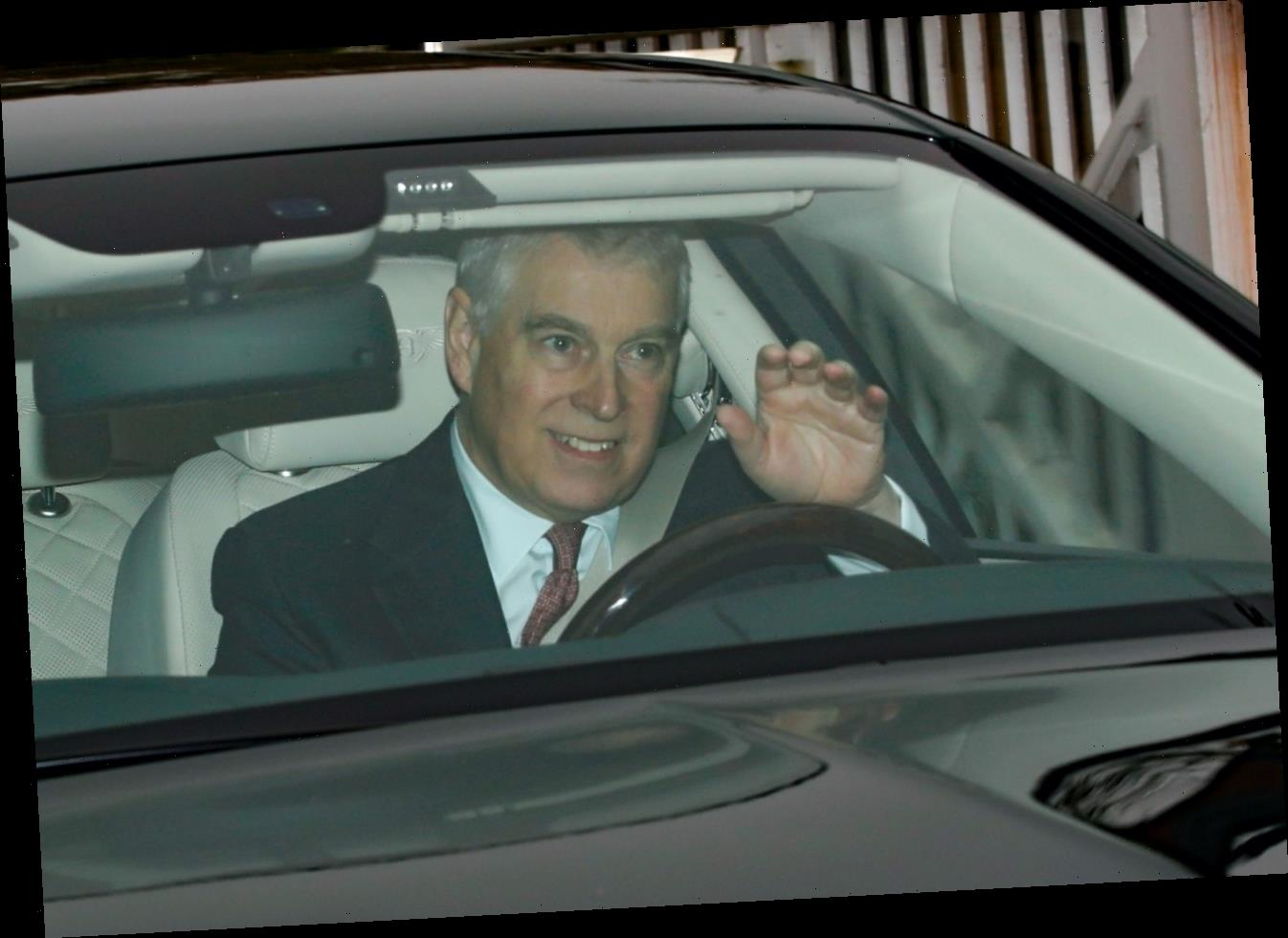 Prince Andrew will likely be 'stripped of his round-the-clock police protection'